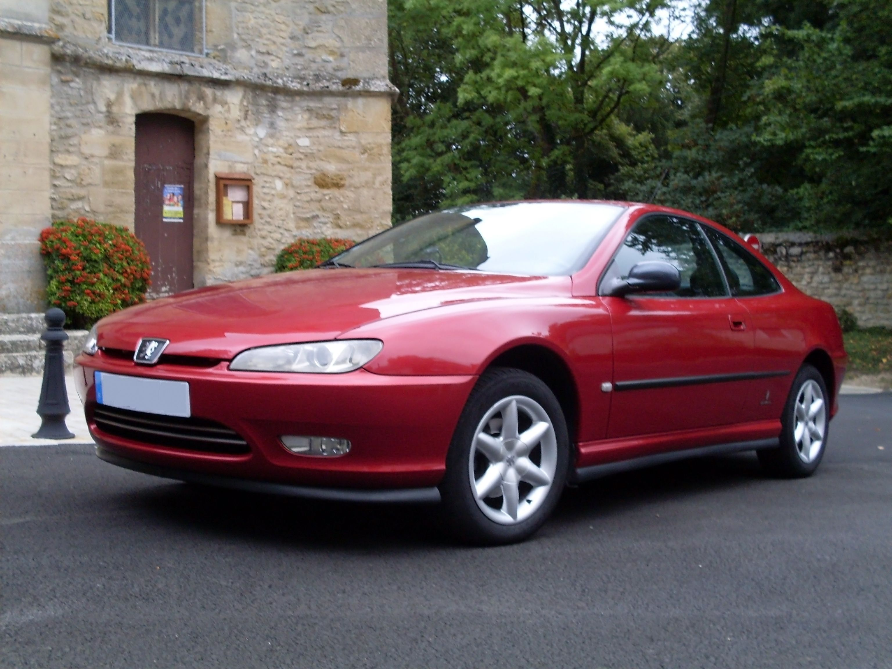 Peugeot 406 coupe R896 GTU - so beautiful I washed it EVERY weekend, just  to admire it!