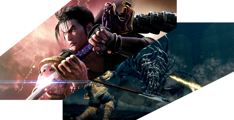 Dark Souls Remastered And Soulcalibur Vi Released Kumazoku Entertainment Dark Souls Dark Entertaining