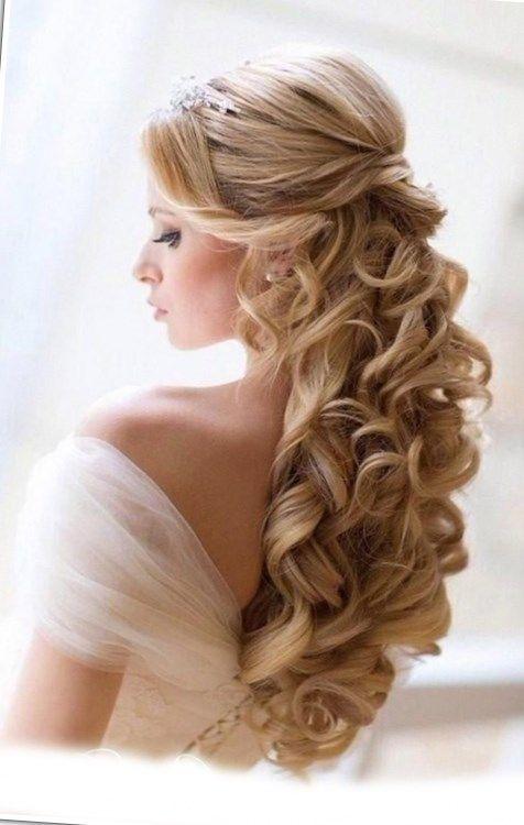 Pin Von Michelle We Auf Hair Pinterest Frisur Hochzeit Frisur