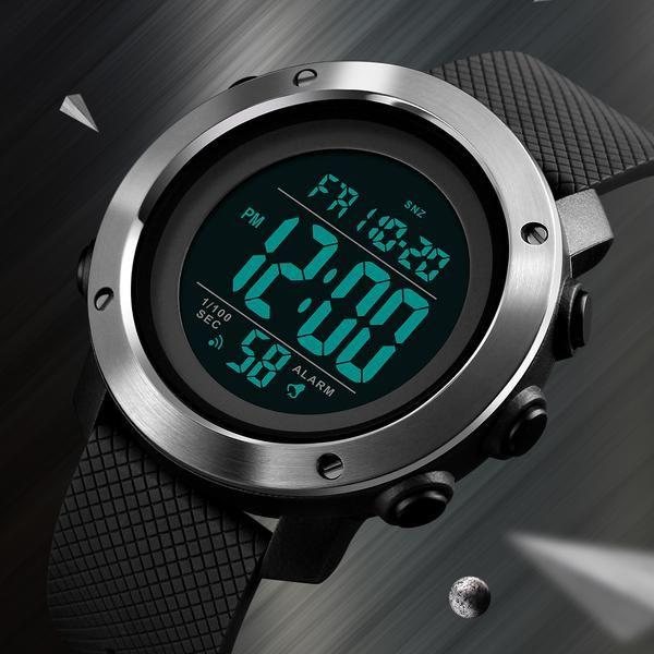 96108c8bea7 SKMEI Top Luxury Sports Watches Men Waterproof LED Digital Watch Fashion  Casual Men s Wristwatches Clock Relogio Masculino