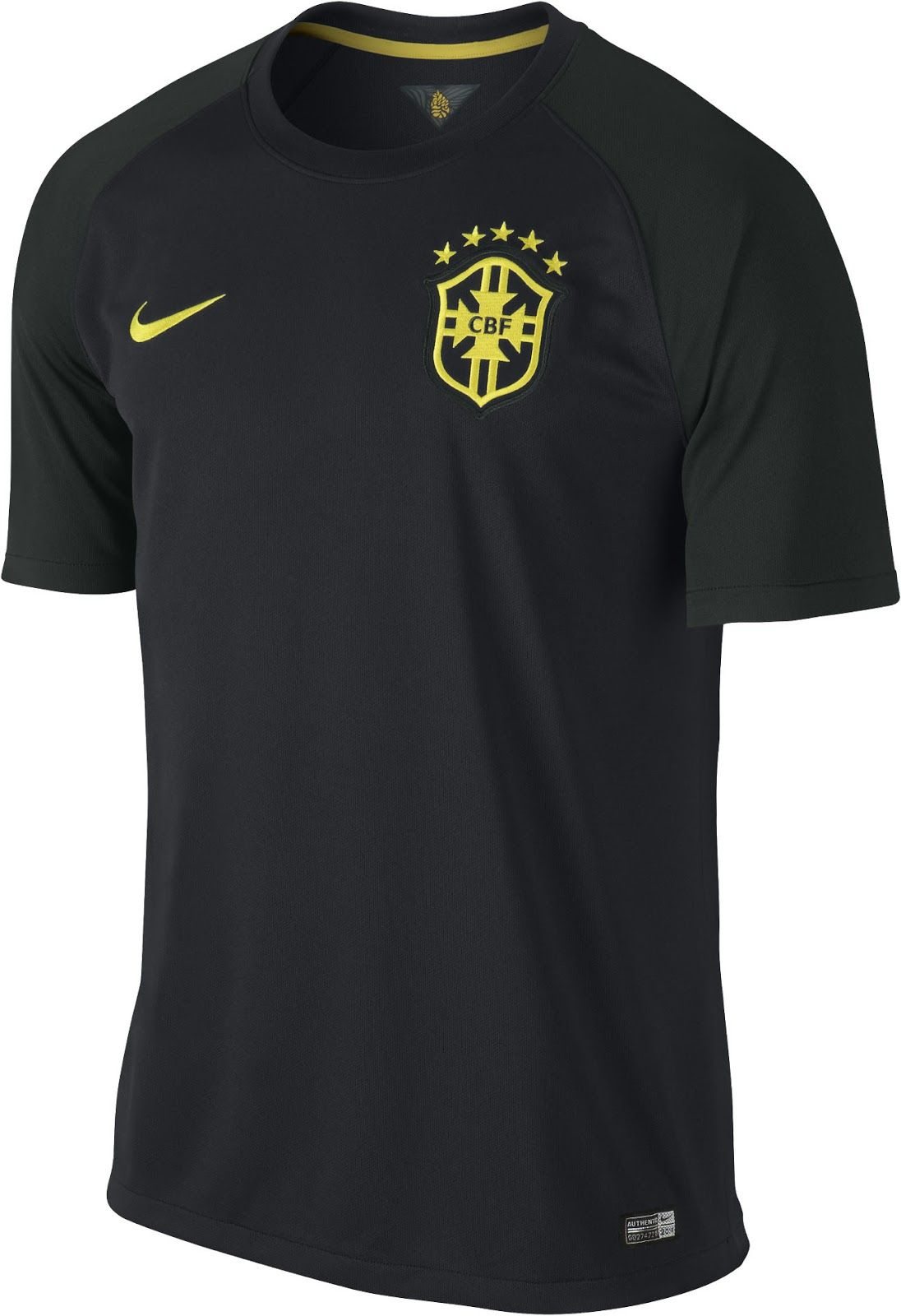 Brazil Third Kit for World Cup 2014  worldcup  brazil2014  brazil  soccer   football  BRA 6bfd7462c56