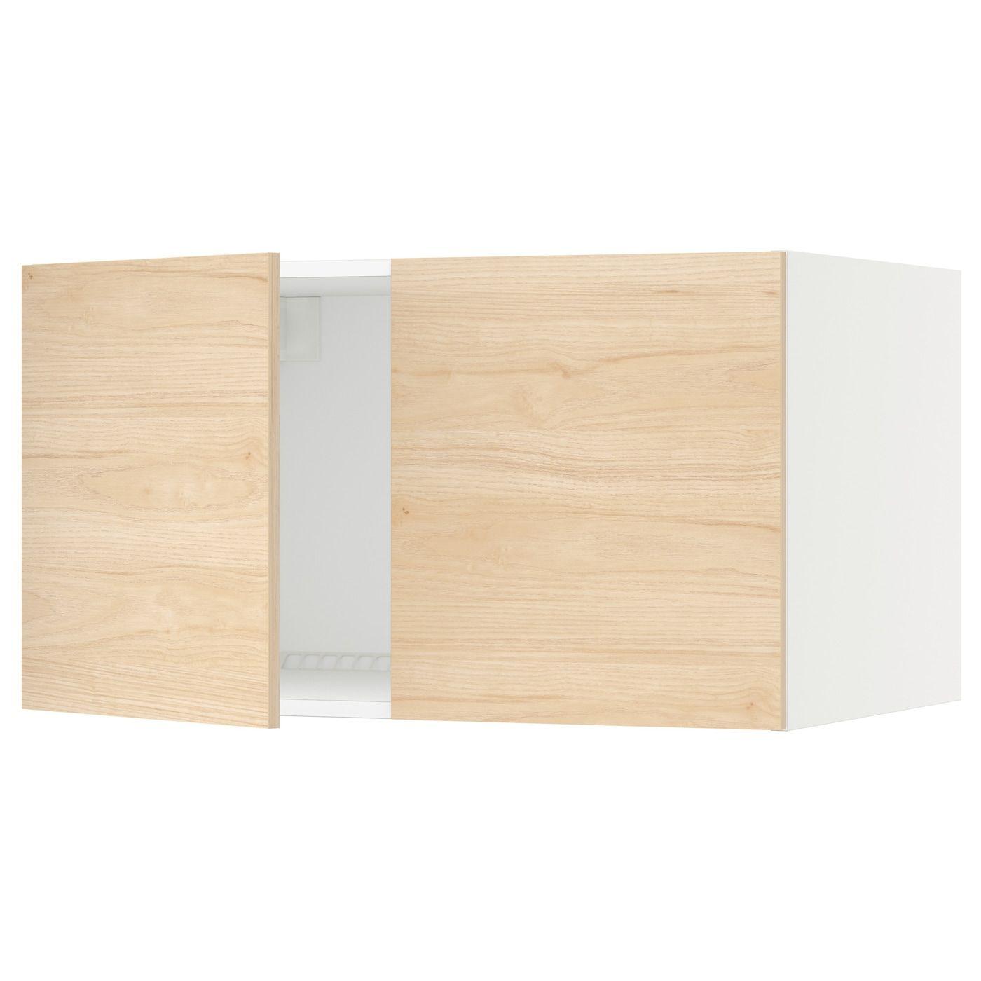 Ikea Sektion Surmeuble Refr Cong 2 Ptes En 2020 Caisson Ikea