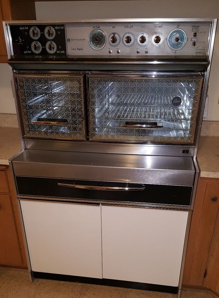 Vintage 1961 Frigidaire Custom Imperial Oven And Stove Ebay