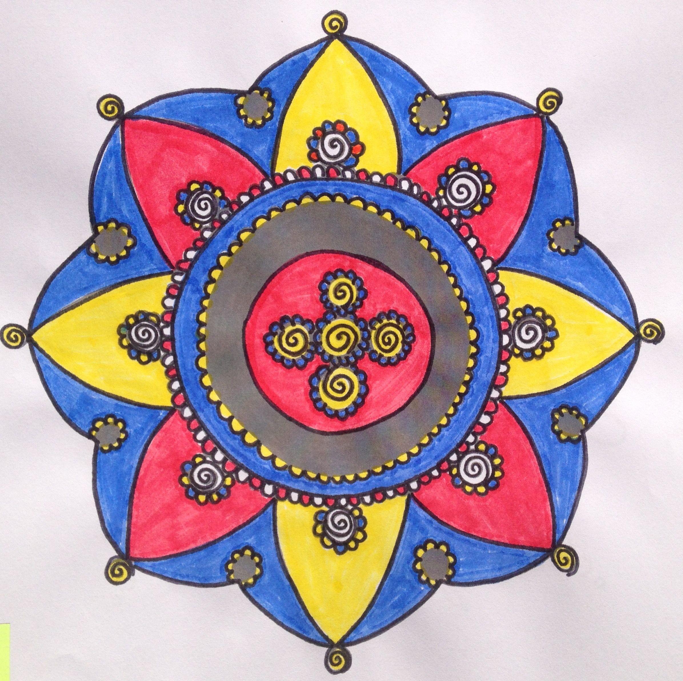 Colores Primarios Rojo Amarillo Y Azul Amarillo Y Azul Colores Primarios Unas Azules