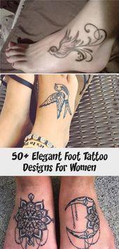 Photo of Tatouage au henné soleil et lune sur pied. #moontattoosPlacement #moontattoosDotwork #mo …