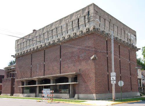 A. D. German Warehouse - Richland Center, Wisconsin, 1921