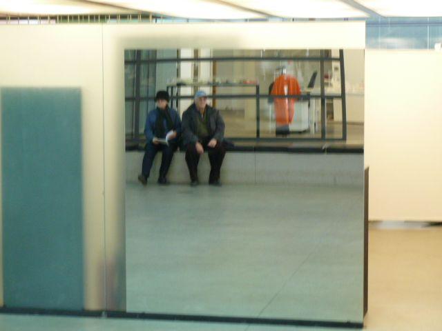 Interior, Museum of Contemporary Art, Zagreb