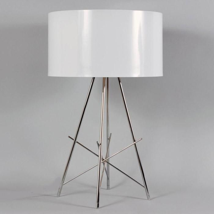 The ryan 1 light table lamp in white nebraska furniture mart