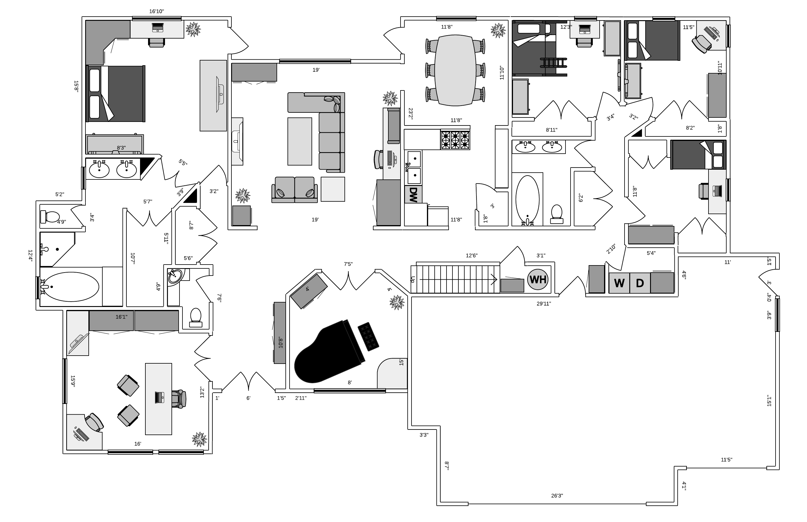 Craftsman House Plan Customizable And Free To Use