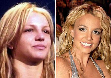 Britney spears ungeschminkt