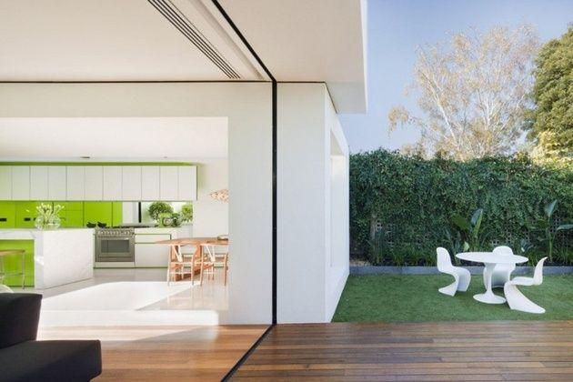 Grüne Farbe Home Decor draußen bringen Dekoration İdeas 2019