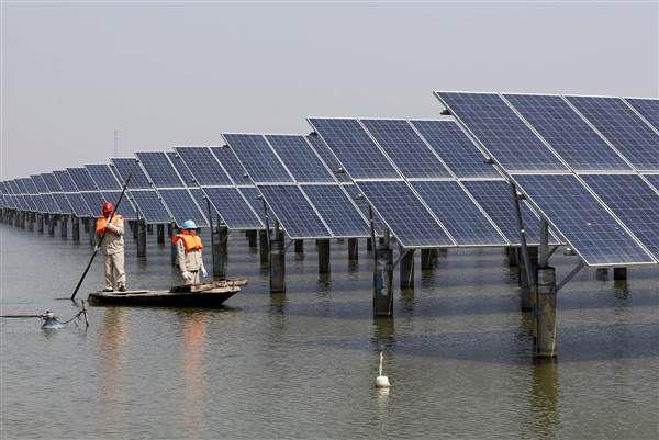 China Unveils 50 Trillion Global Electricity Proposal Sonnenenergie Solar Solarpanel