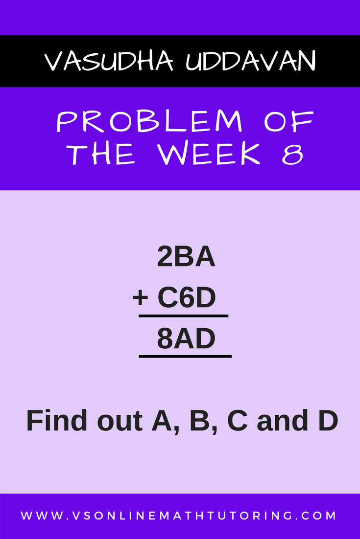 Math Competition Problems Problem Of The Week 8 Click On The Problem To See The Solution Improve Your C Math Competition Math Olympiad Problems Math Olympiad [ 1102 x 735 Pixel ]