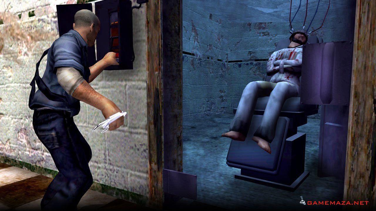 Manhunt Gameplay Screenshot 4