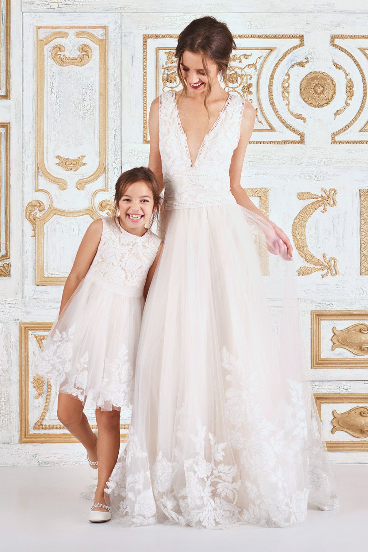 Tadashi Shoji Bridal - Jaslyn Ball Gown | courthouse wedding ...