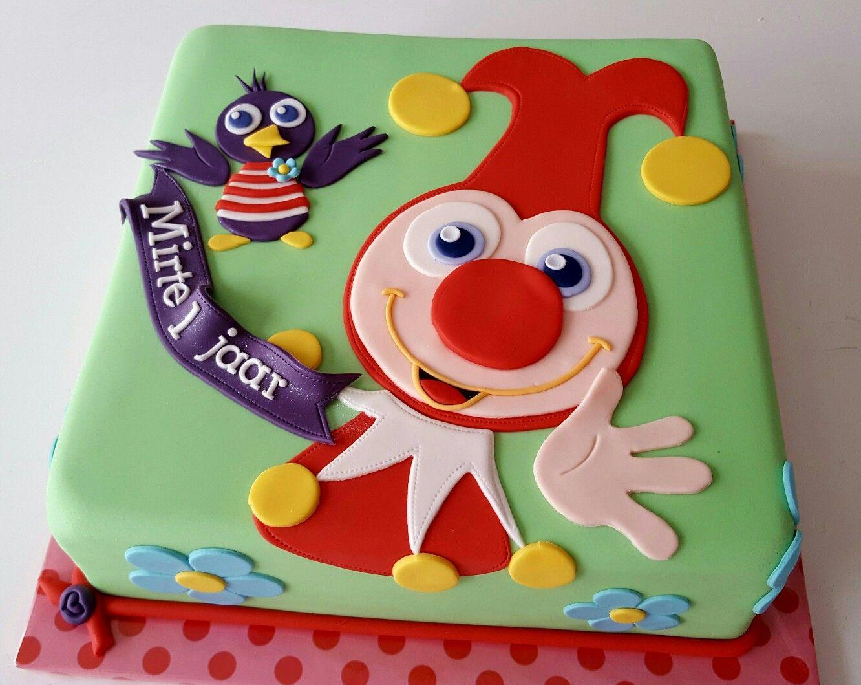 Magnifiek Jokie & Jet Efteling taart | Verjaardagstaarten | Pinterest - Cake &ED63