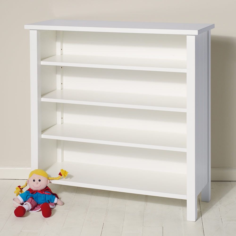 The Islander Bookcase Is Designed To Sit Under The Islander Mid Sleeper Bed  To Save Space