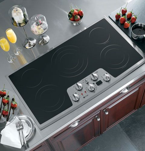 Ge Appliances New Products Ge Radiant Electric Cooktops Kitchen Pantry Design Home Kitchens Kitchen Design