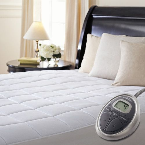 Found It At Wayfair Ca Pmp Heated Mattress Pad Heated Mattress Pad Electric Mattress Pad Mattress Pad