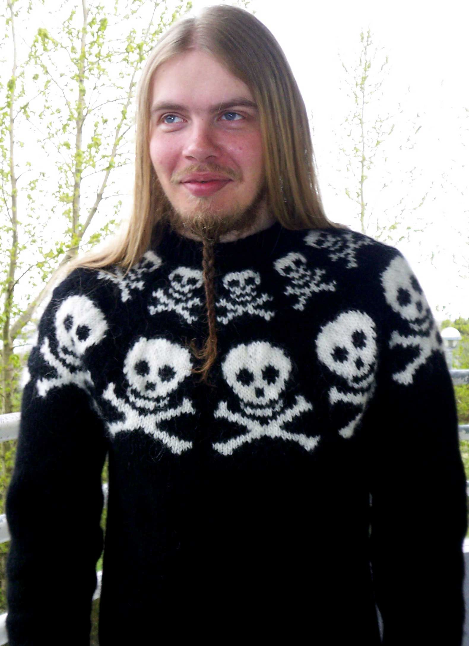 this lopapeysa (aka lopi) sweater. i must have the pattern and knit ...