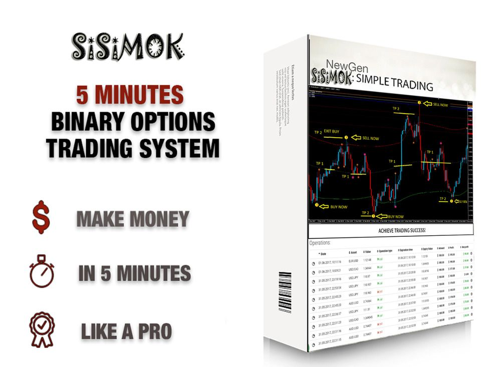 Sisimok Binary Options Forex Trading System Indicator Strategy