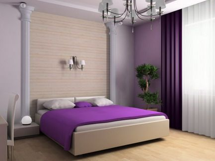 Simple Bedroom Interior Design - Interior Design