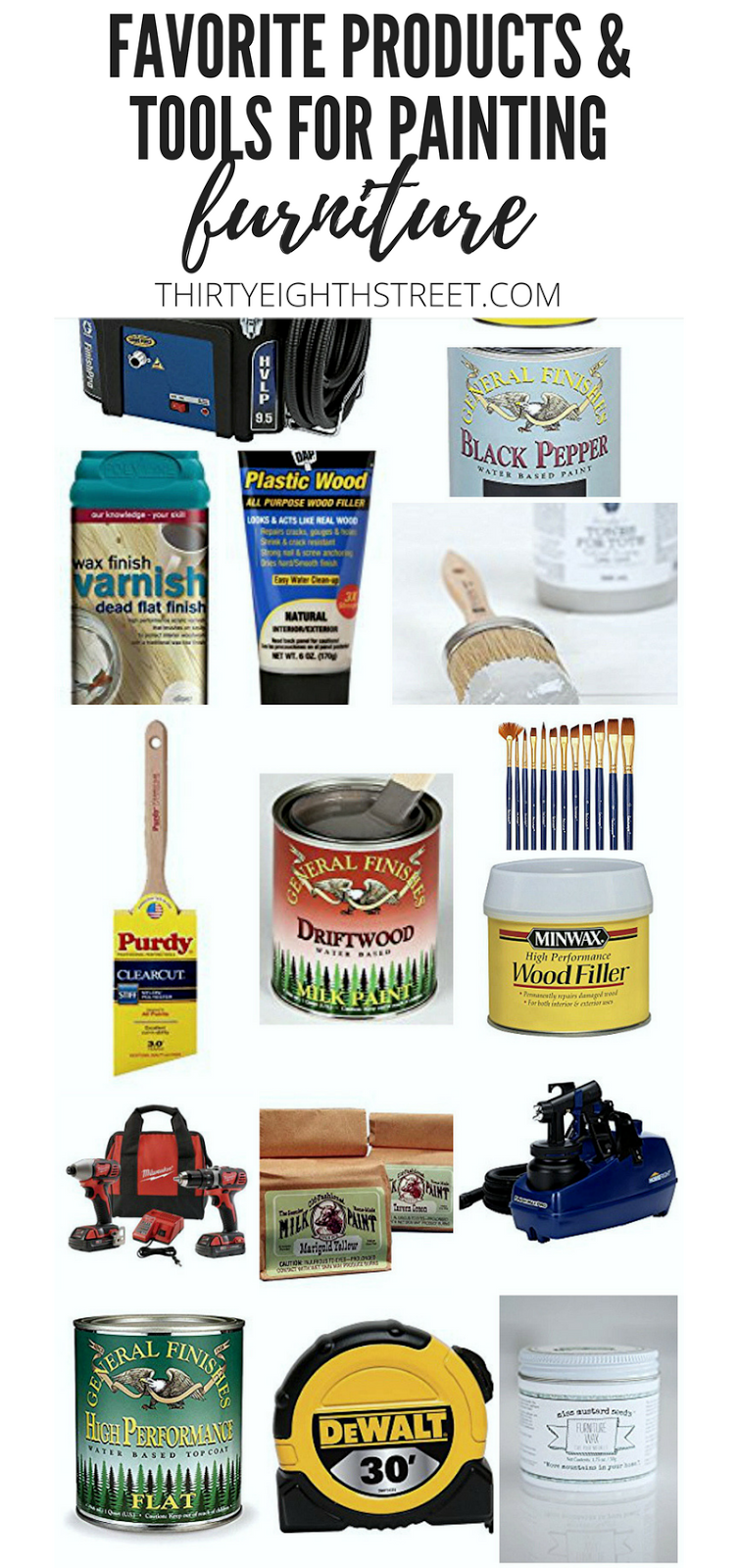 Chalk Paint Milk And Refinishing Furniture Products Best Tools Supplies