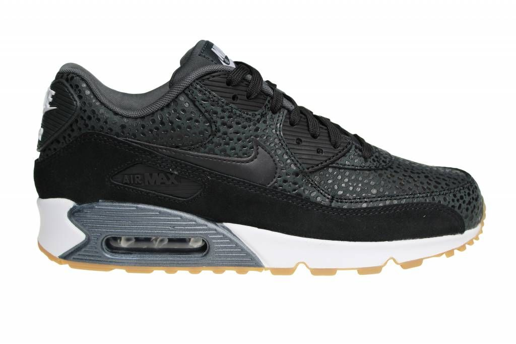 nike dames air max 90 premium safari wit