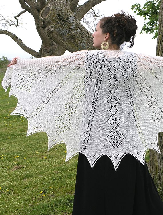 Drape yourself in diamonds with our gorgeous 24 Carats Shawl by ...