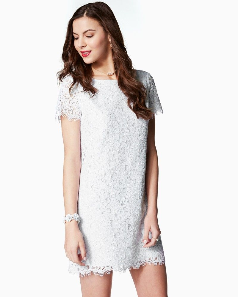 Apryl Floral Lace Dress | Charming Charlie
