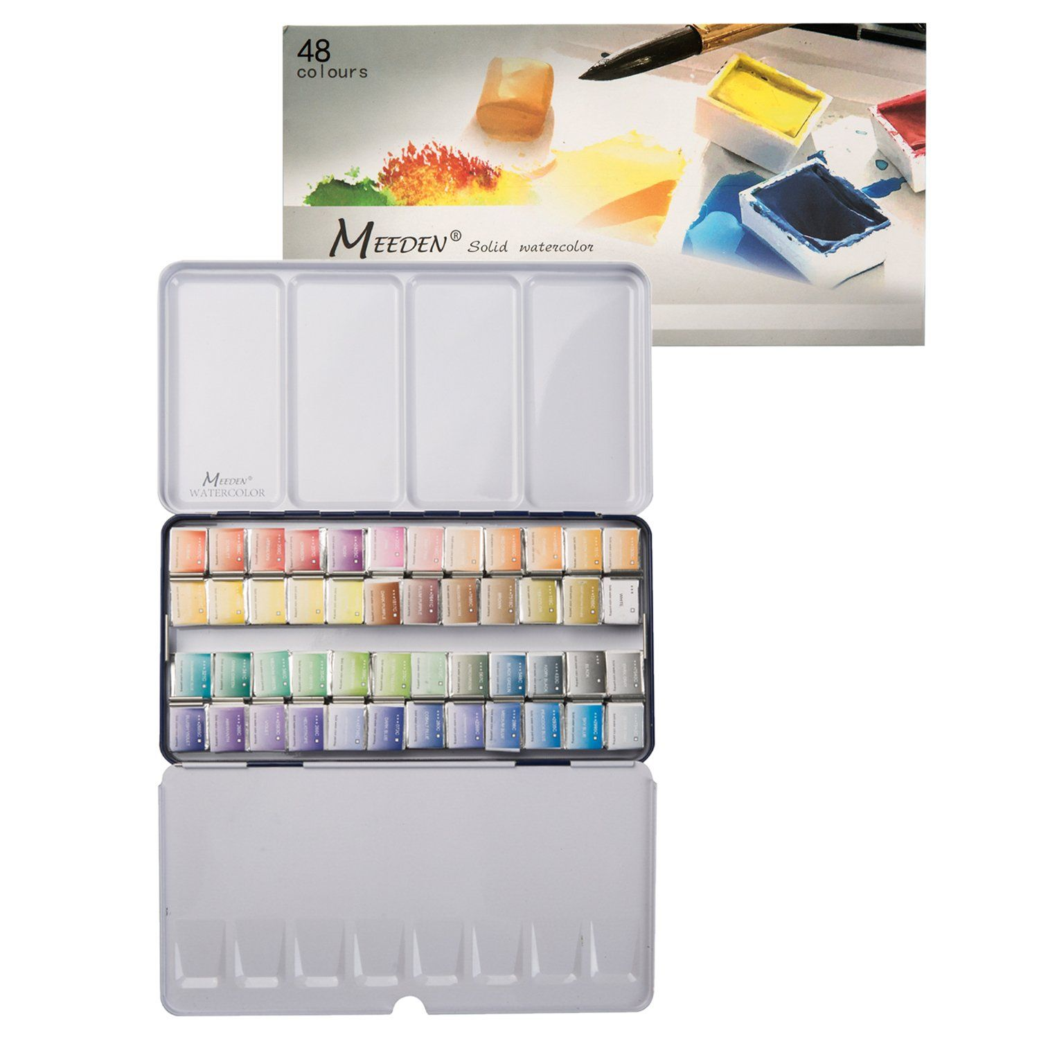 Watercolor Pan Set Fundamentals By Artist S Loft Watercolor