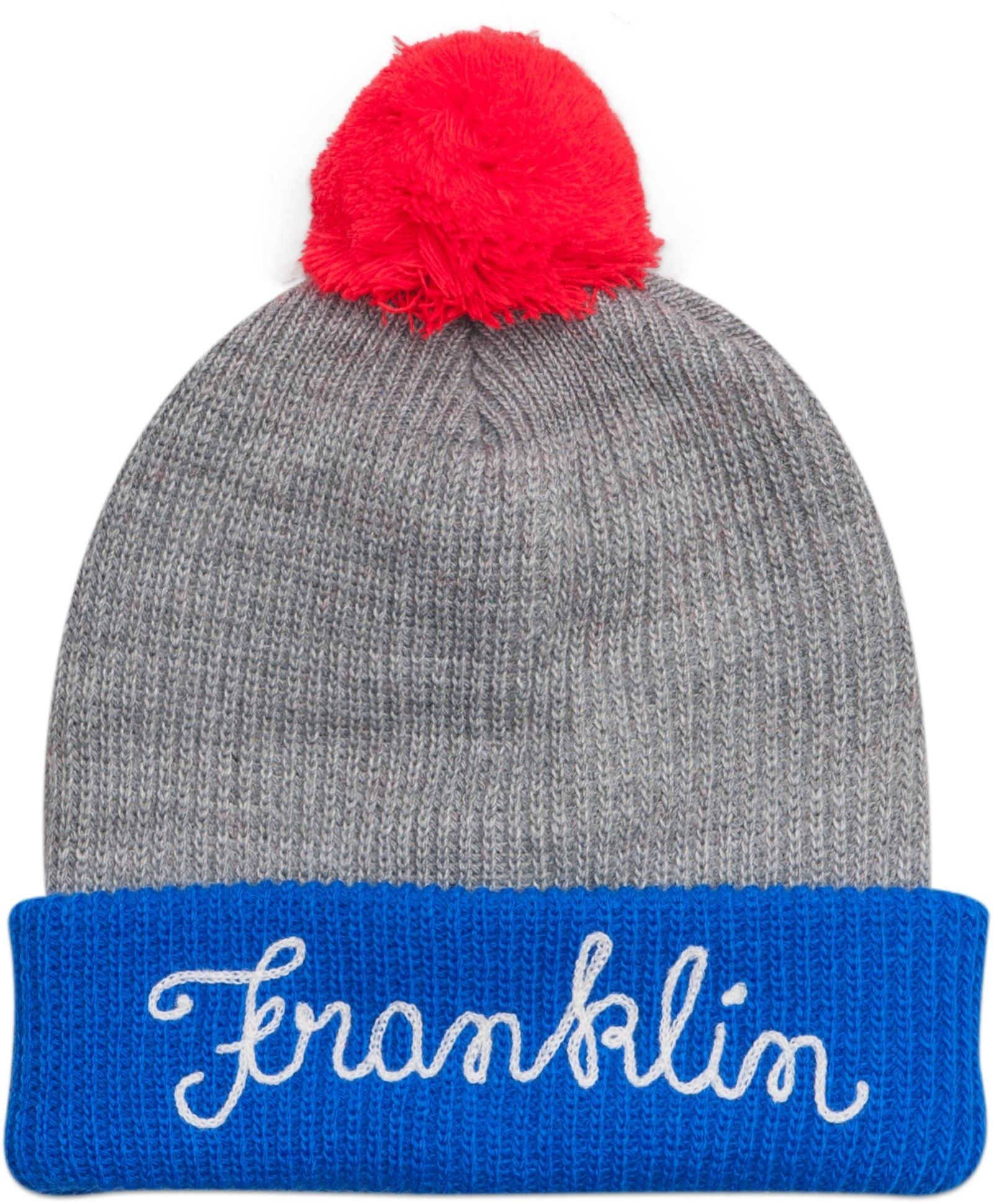 18ddf14eb96 Snuggly hat with pom-pom  FW13