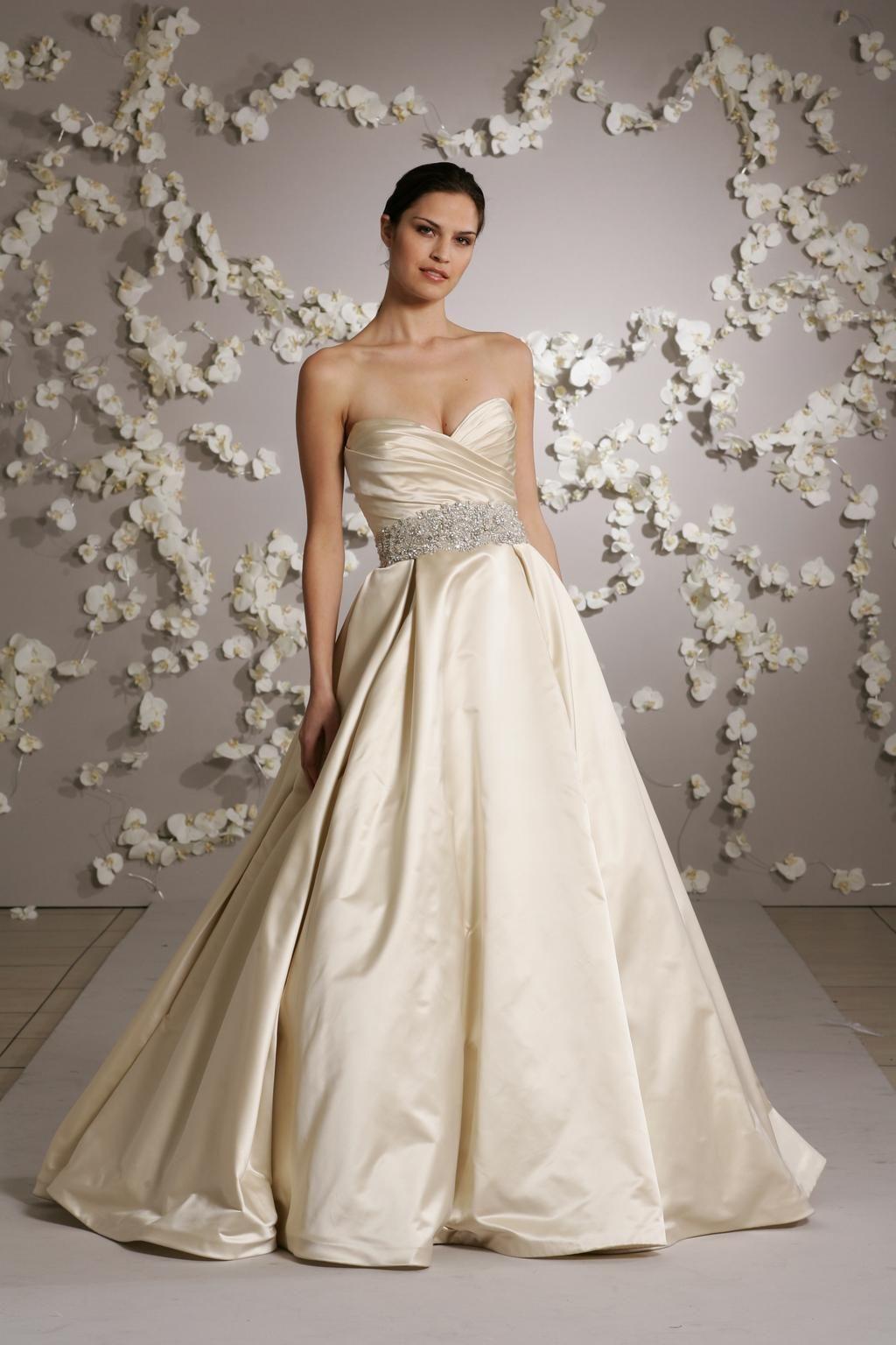 Lazaro 3018 2 250 Size 28 New Un Altered Wedding Dresses Lazaro Wedding Dress Ball Gowns Wedding Ball Gown Wedding Dress