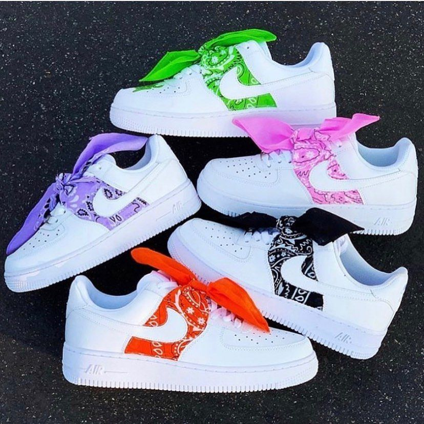 What color would you pick? Follow me n.ike for more