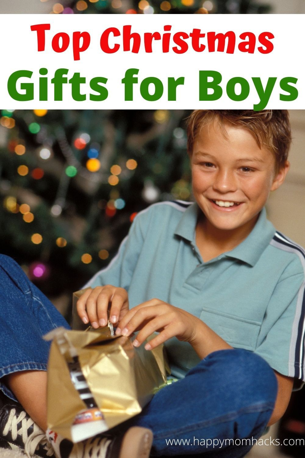 20 Fun Gift Ideas for Boys Age 10   12   Best Gift Guide | Happy