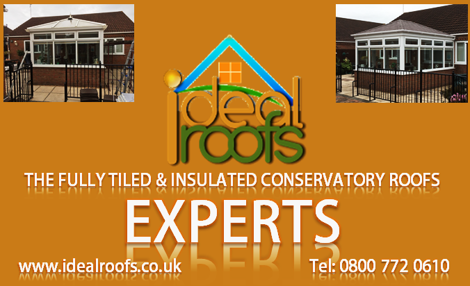 Ideal Roofs Get A New Tiled Conservatory Roof From Refresh And Make Use Of Your Conservatory Conservatory Roof Tiled Conservatory Roof Roof Replacement Cost