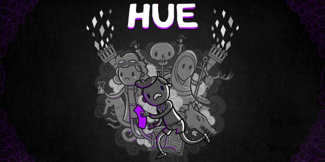 Fiddlesticks' PuzzlePlatformer, Hue, Coming Soon Hue