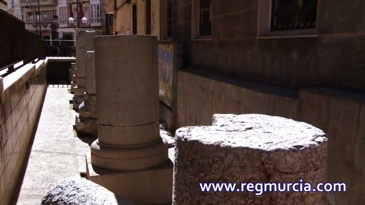 Carthago Nova (1/2). Restos arqueológicos del esplendor de una era. Parte I