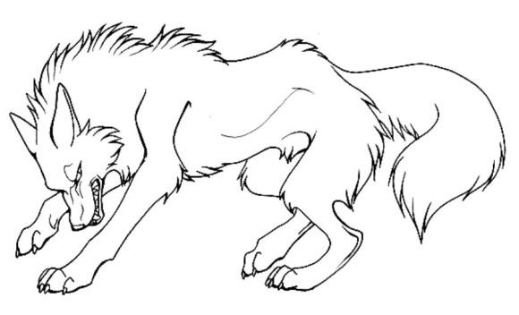 Angry Cartoon Wolf Coloring Pages To Print 580x352 Jpg 580 352 Animal Coloring Pages Wolf Drawing Cartoon Wolf