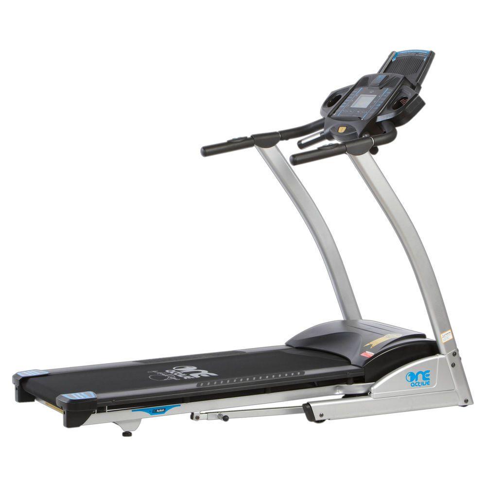 Treadmill Belt Moving Slow: One Active By Michelle Bridges T18 Treadmill $798 Big W