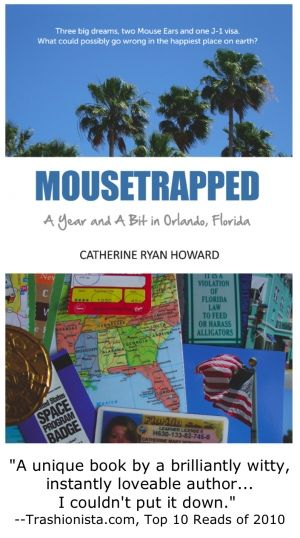 Mousetrapped by Catherine Ryan Howard is a great travel book about working at a Disney resort on a J-1 visa. Her stories are great, her style of writing is awesome - very conversational and personal.  Really enjoyed it!