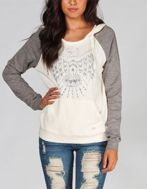 BILLABONG Have It All Womens Hoodie