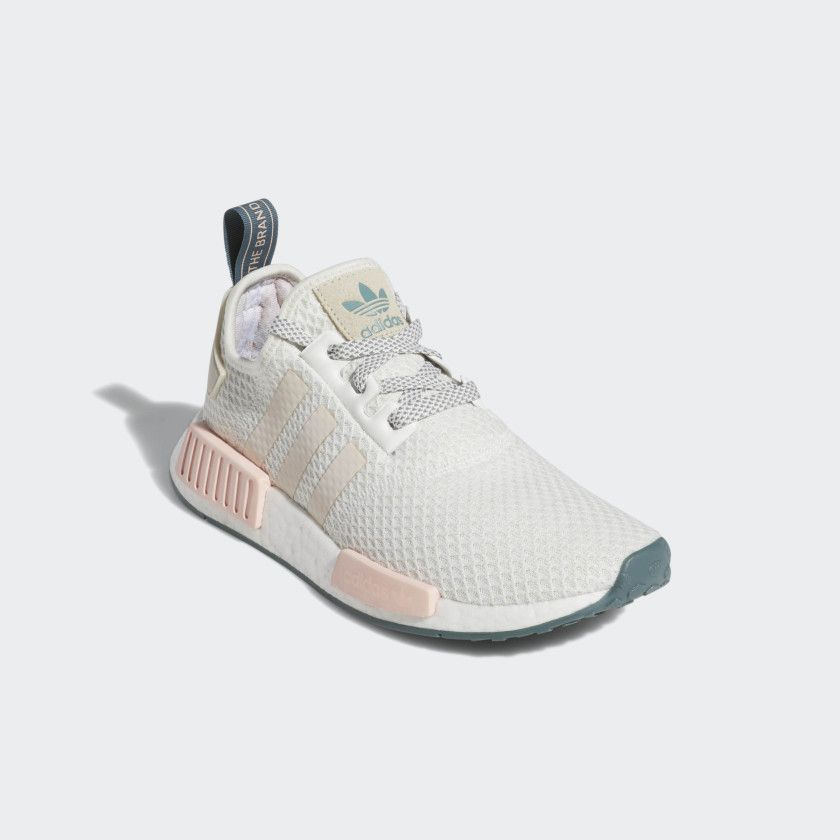 NMD_R1 Shoes Running White / Talc / Icey Pink D97232 - $91 ...