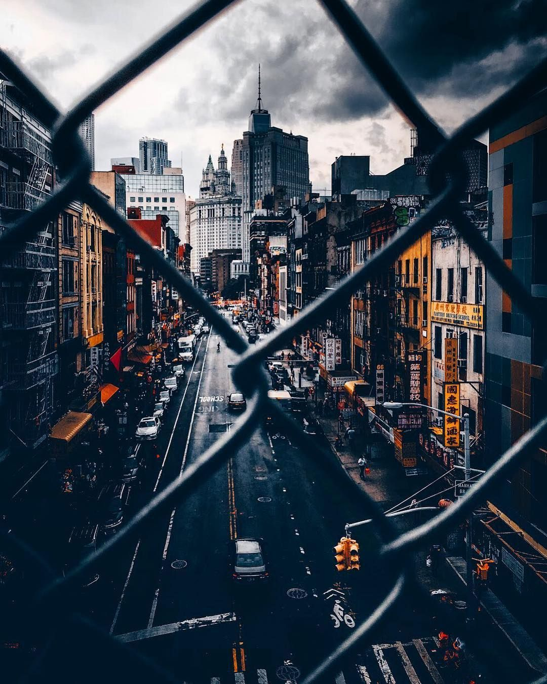 From New York City: Stunning Urban Instagrams Of New York City By Mike