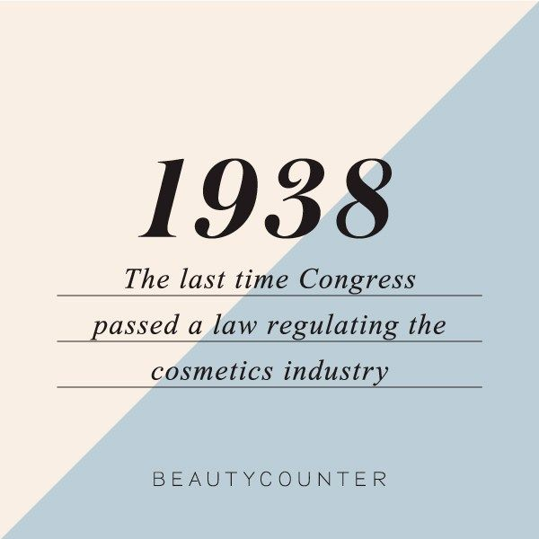 1938 is the last time Congress passed a law regulating the