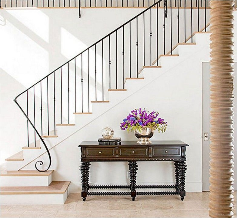 80+ STAIRCASE RAILING REMODELING, REDESIGN IDEAS FOR YOUR