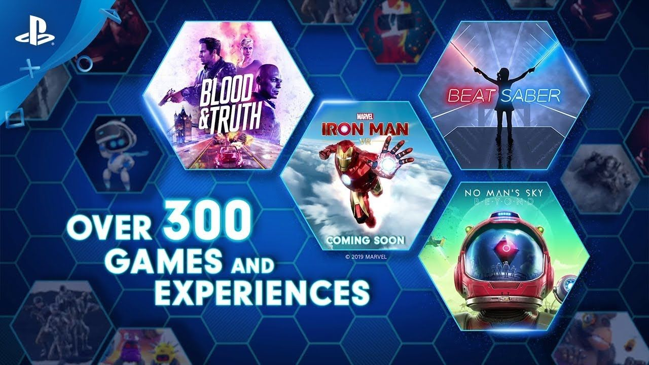PlayStation VR   Live the Game   Best games, Playstation ...