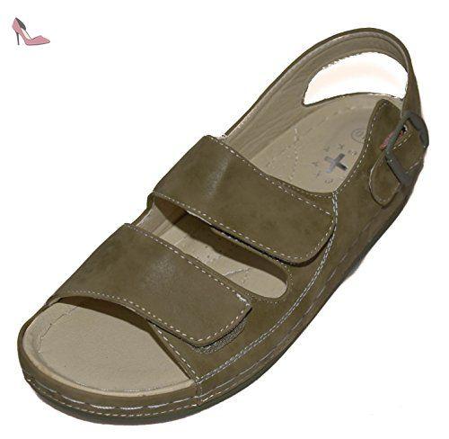 508–16 Sandales Bts Et Santé HealthLéger Femmes Confortable Pour jAqc35R4L