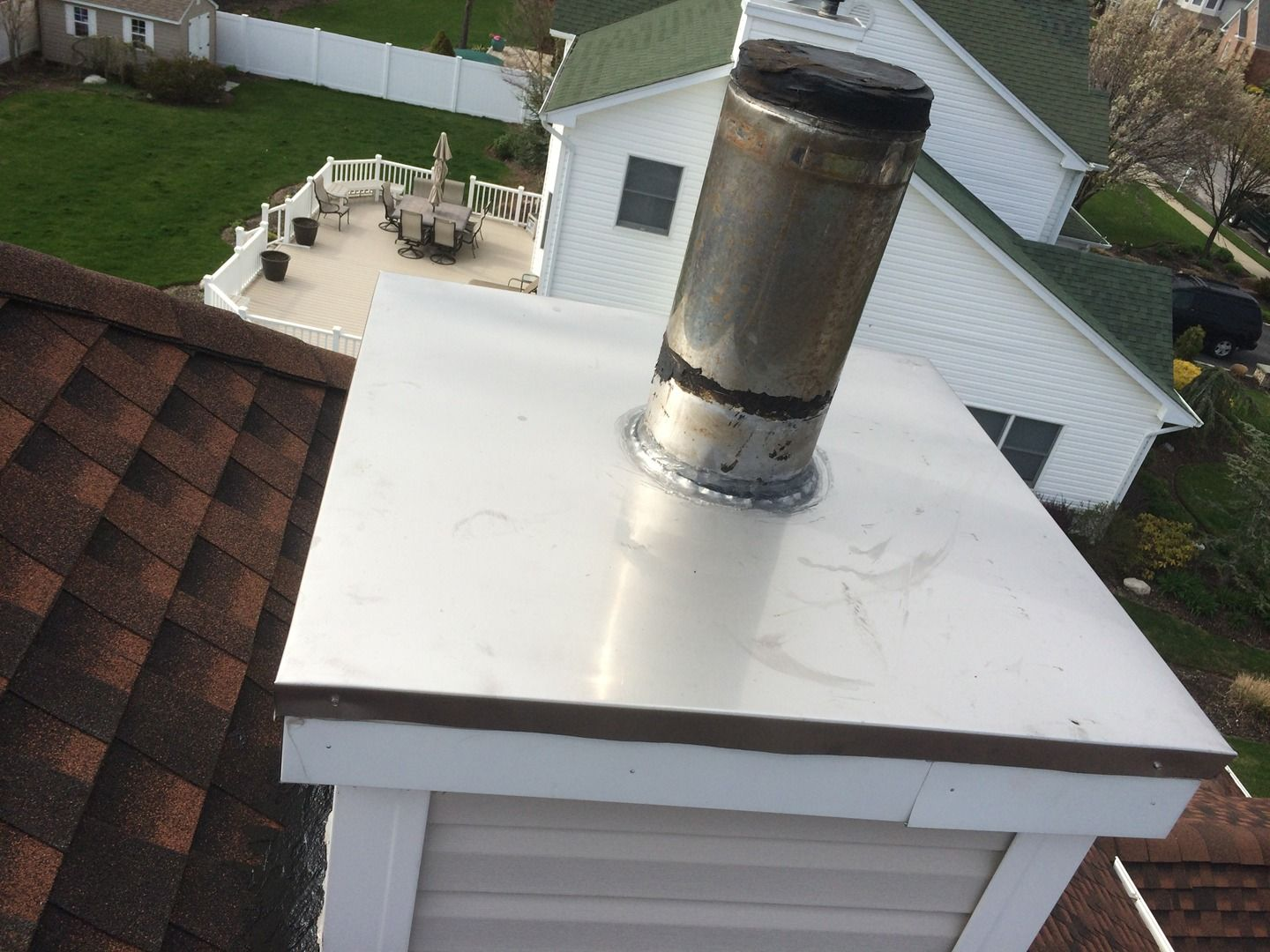 Chimney Repair Best Quality Roofing Chimney Inc Shirley Ny With Images Residential Roofing Roofing Repair