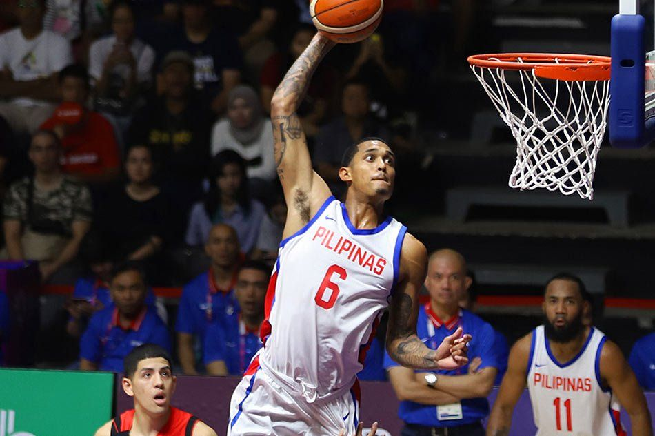 Asian Games Clarkson Philippines Down Japan As 5th Place Finish In Sight Jordan Clarkson Asian Games World Cup